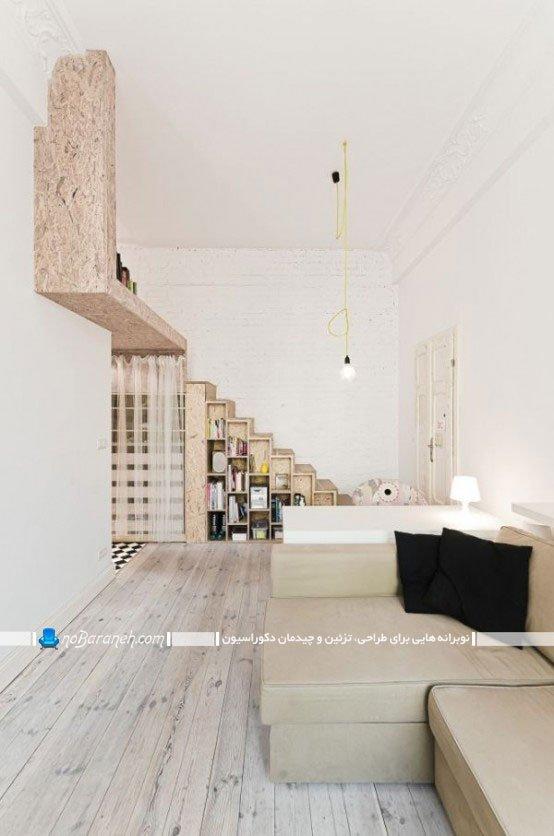 دکوراسیون اتاق نشیمن کوچک / عکس