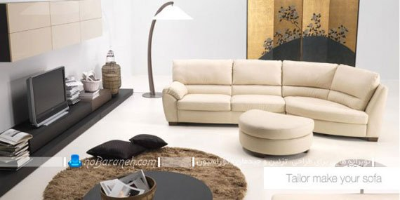 مدل مبل و کاناپه راحتی چرمی