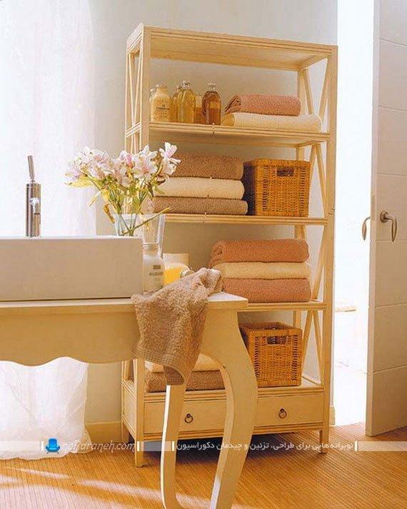 کمد و بوفه دستشویی و حمام / عکس