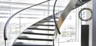 مدل جدید و مدرن راه پله دوبلکس برای فضاهای بزرگ