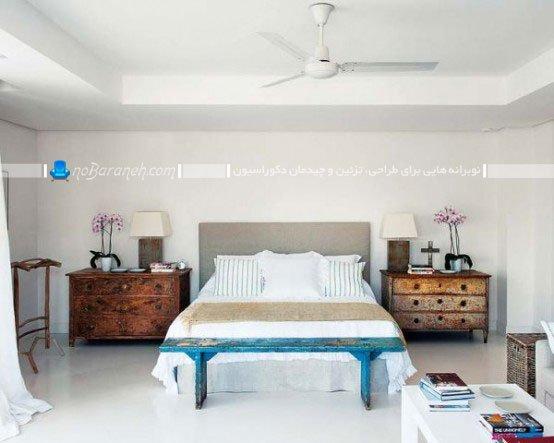 طراحی دکوراسیون اتاق خواب به سبک کلاسیک