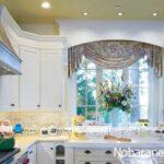 مدلهای پرده و تزیین پنجره آشپزخانه، متفاوت تر و جذاب تر از قبل