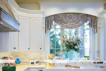 مدل و عکس پرده آشپزخانه