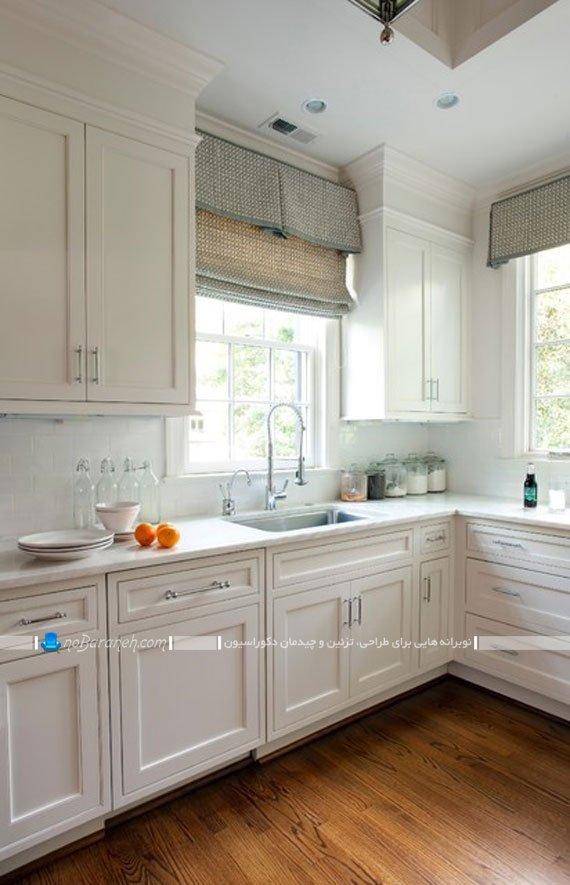 طرح و مدل جدید پرده آشپزخانه / عکس