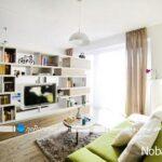 دکوراسیون آپارتمان مدرن اروپایی