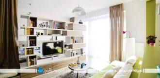 عکس های طراحی داخلی خانه کوچک 40 متری