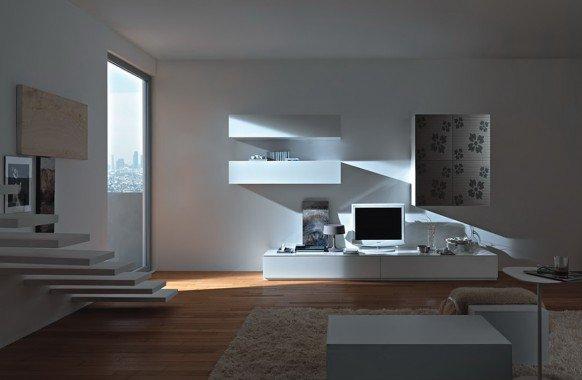 مدلهای جدید میز تلویزیون و شلف دیواری