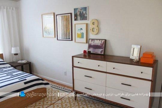 بازسازی اتاق خواب قدیمی و چیدمان مجدد آن