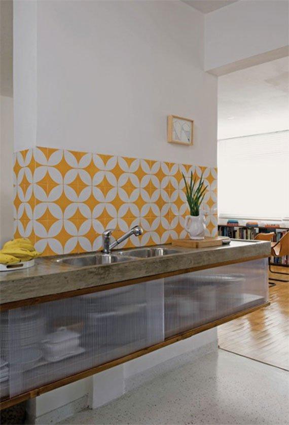 مدل های جدید کاشی دیوار آشپزخانه / عکس