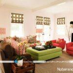دیزاین شیک اتاق پذیرایی و نشیمن با سبک و مدلهای متنوع
