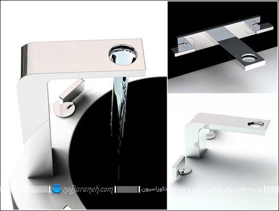 شیر آب دستشویی با مدلهای مدرن و زیبا / عکس