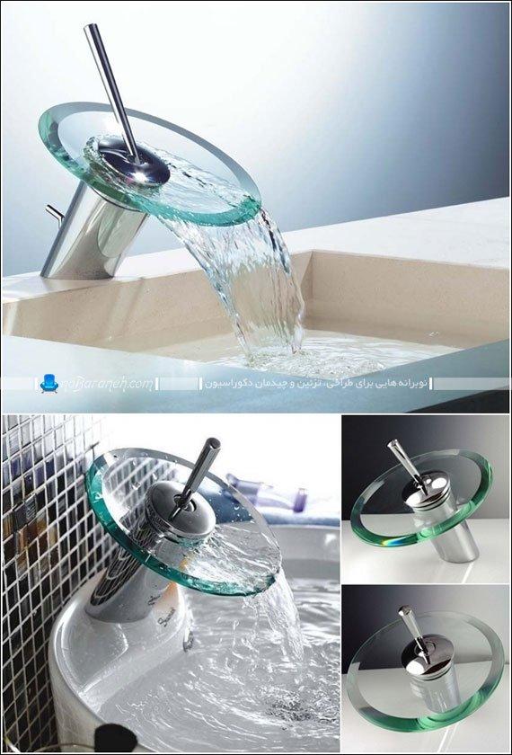 مدل های جدید و مدرن شیر آب دستشویی / عکس