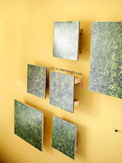 تزیینات دیواری دست ساز / عکس