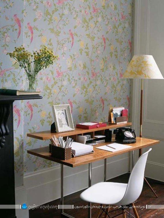 دکوراسیون دفتر کار در خانه و منزل