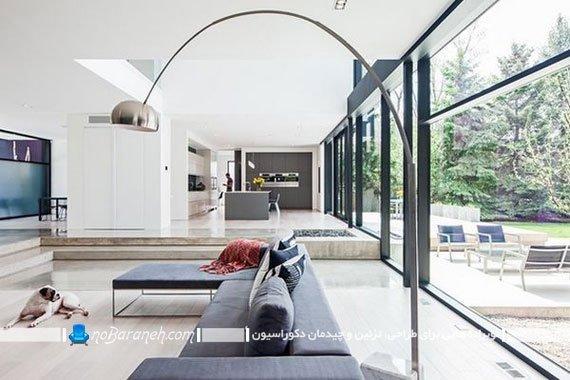 خانه های نیمه دوبلکس مدرن