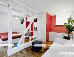 توصیه ها و نکاتی آموزند برای دیزاین خانه کوچک