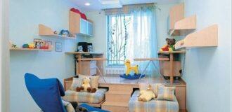 فضاسازی در اتاق خواب کودکان و نوجوانان با تخت کمجا