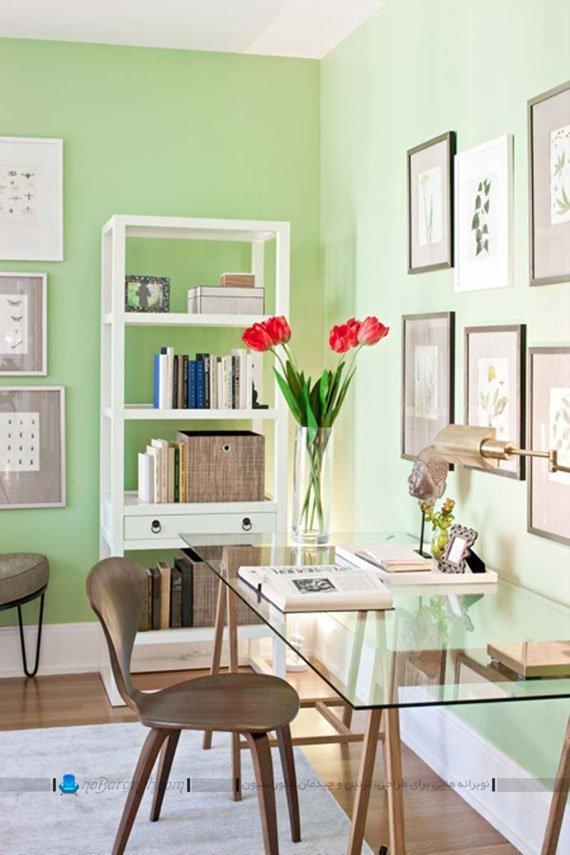 میز تحریر برای اتاق کار خانگی