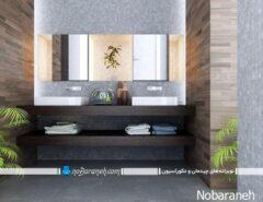 نکته های کارآمد برای دیزاین دکوراسیون حمام و دستشویی