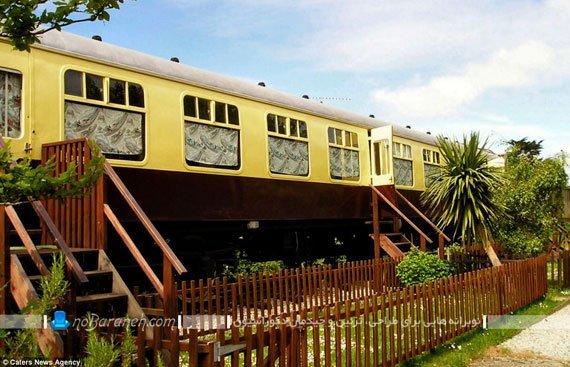 هتل و کمپ گردشگری اروپایی / عکس