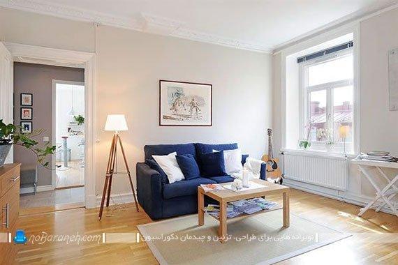 دکوراسیون داخلی ساده و شیک منزل