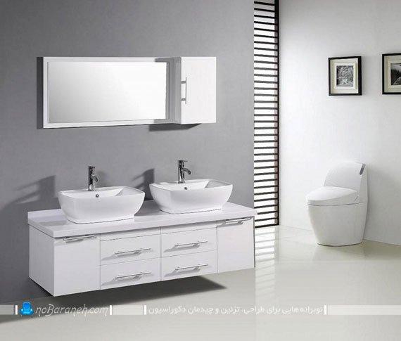 کابینت pvc حمام و دستشویی / عکس