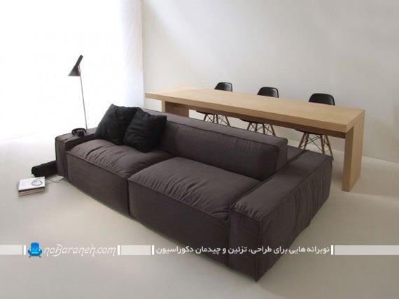 مدل مبلمان آپارتمان کوچک