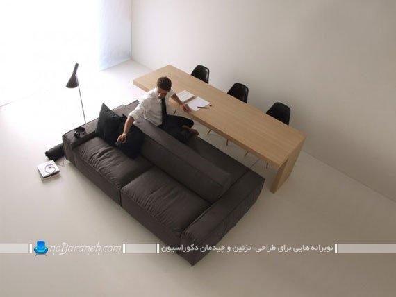 مبل کوچک و کمجا آپارتمانی