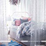 مدلهای طراحی دکوراسیون و چیدمان اتاق خواب به سبک ایکیا