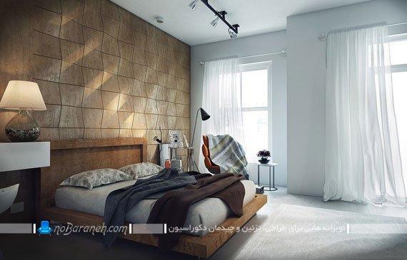 تزیینات مدرن برای اتاق خواب