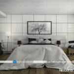 مدلها و ایده های تزیین و دیزاین اتاق عروس به سبک مدرن