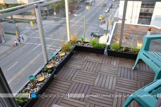 balkon bodenbelag holz kunststoff die oberfl che der wpc. Black Bedroom Furniture Sets. Home Design Ideas