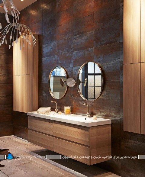 کابینت روشویی و دیوارپوش سرویس بهداشتی ایکیا