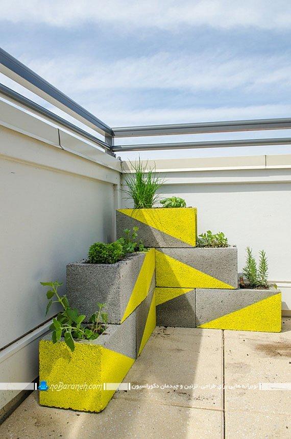 ساخت باغچه کوچک / عکس