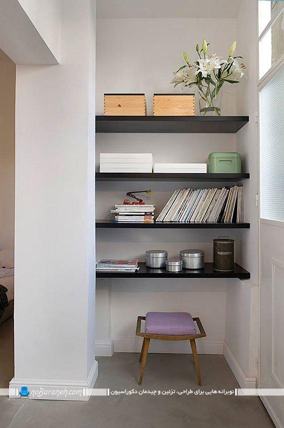 طراحی و ایجاد اتاق کار کوچک خانگی
