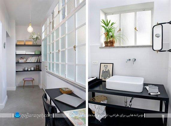 مدیریت فضا در خانه های کوچک