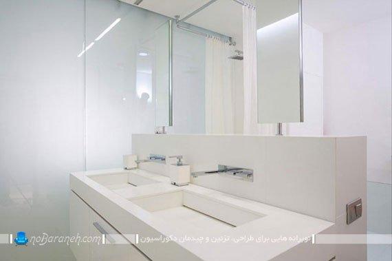 سرویس بهداشتی مینیمالیستی / عکس