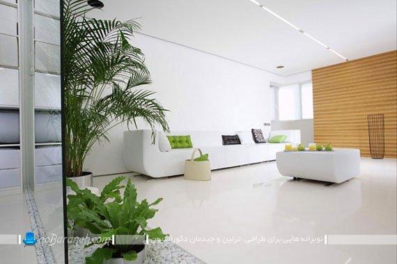 سبک مینیمالیسم در معماری داخلی / عکس
