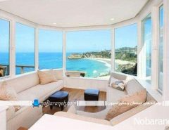 دکوراسیون داخلی خانه ویلایی یا ویوی زیبا