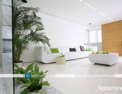 طراحی دکوراسیون مینیمالیستی در خانه آپارتمانی