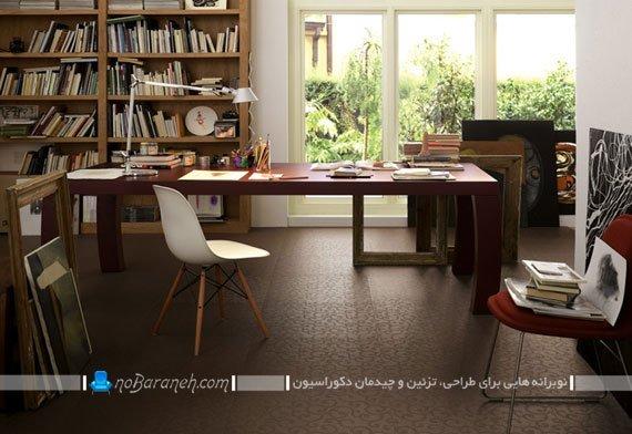 مدل سرامیک مناسب محیط اداری / عکس