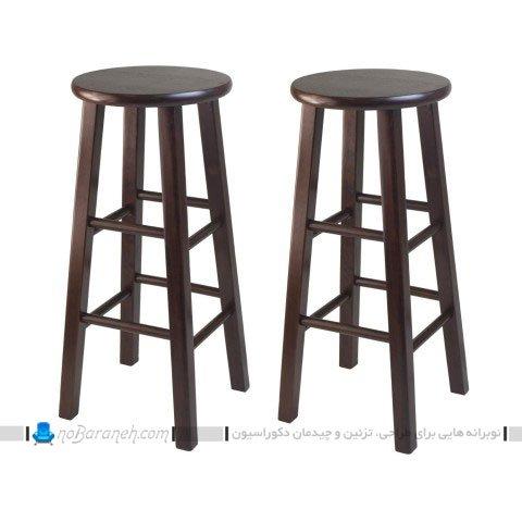 صندلی اپن چهار پایه / عکس