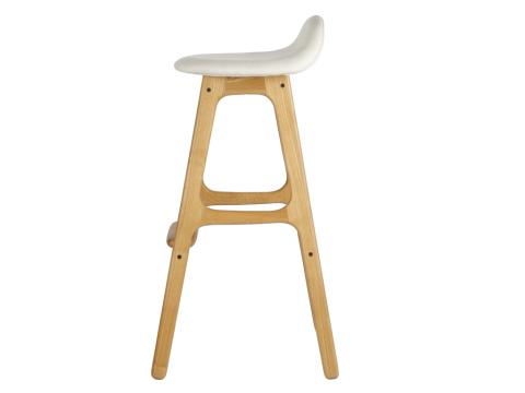 صندلی اپن چوبی و ظریف / عکس