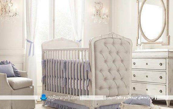 مدل سیسمونی سلطنتی اتاق نوزاد