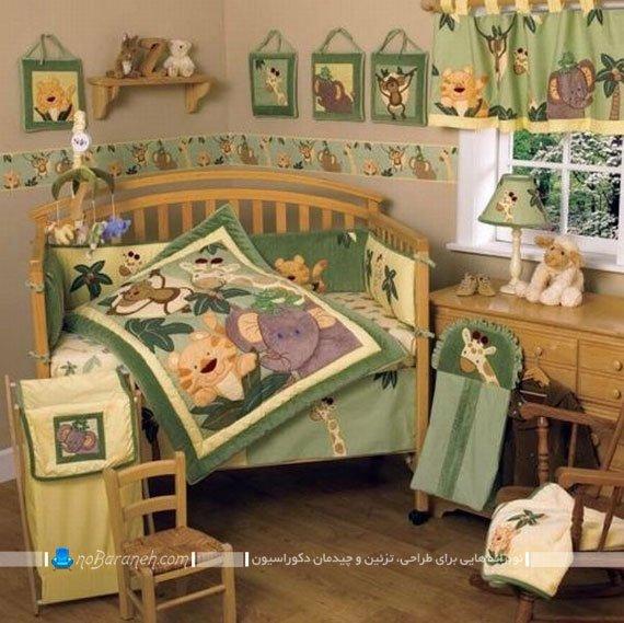 سرویس خواب نوزاد / عکس