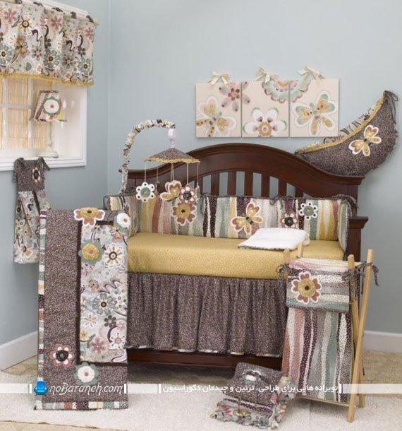 تزیینات اتاق نوزاد دختر / عکس