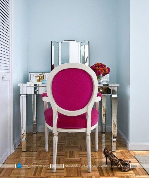 میز آرایش فانتزی و کلاسیک