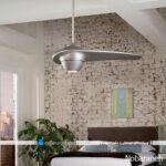 پنکه سقفی لوستری، خنک کنندگی همراه با نورپردازی