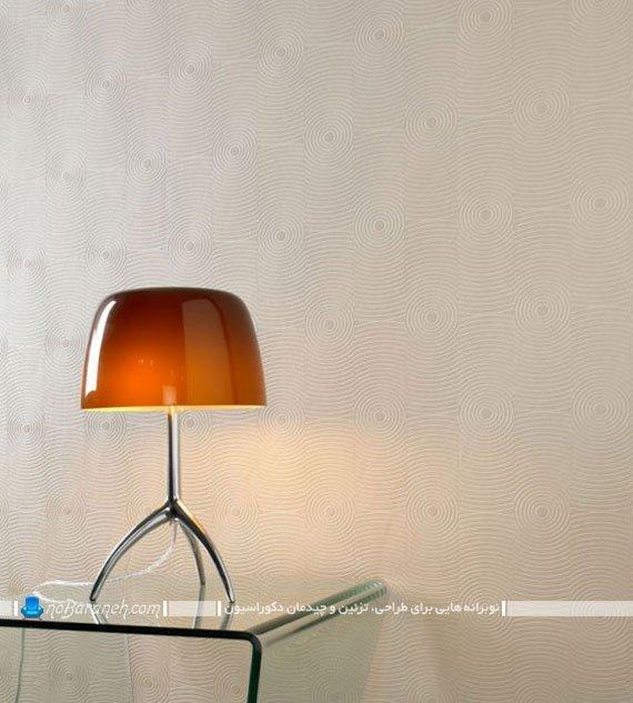 مدل کاغذ دیواری مدرن