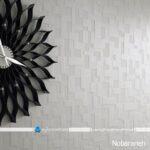 مدلهای کاغذ دیواری مدرن و تک رنگ برای پذیرایی و اتاق خواب